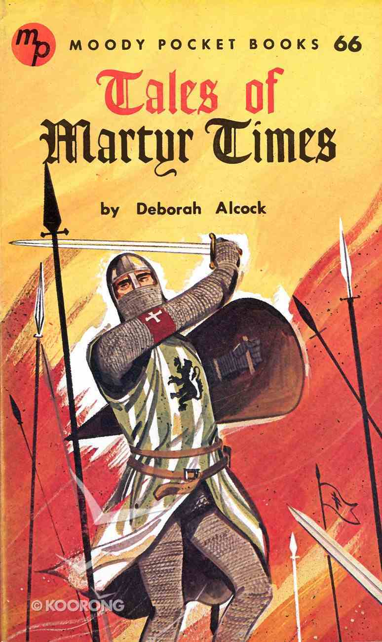 Tales of Martyr Times eBook