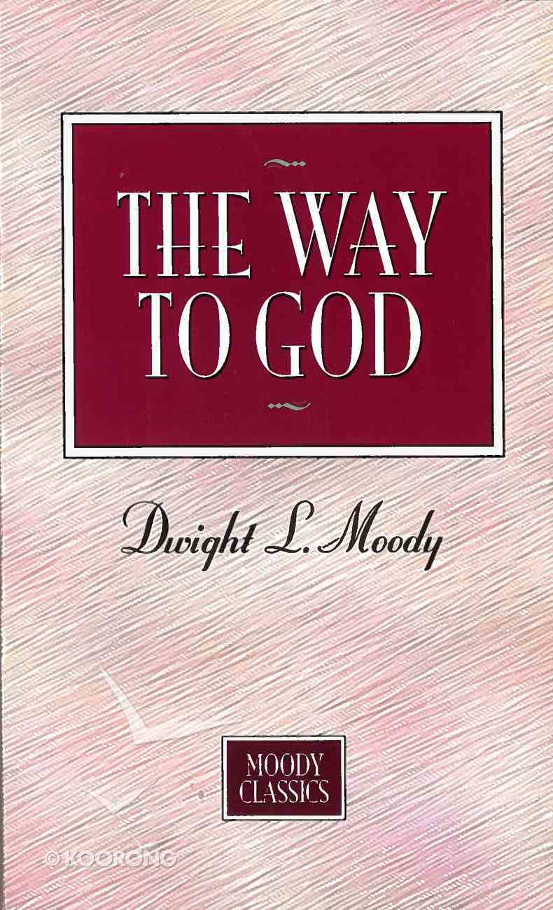 The Way to God eBook