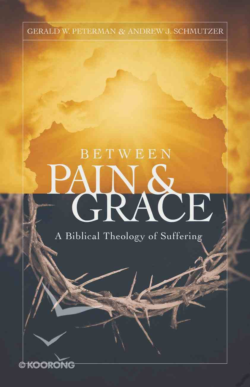 Between Pain and Grace eBook