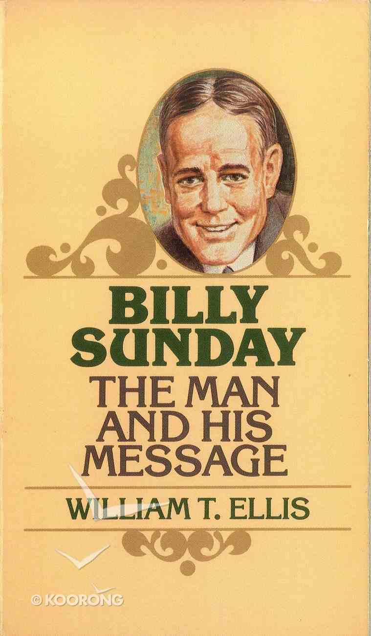 Billy Sunday eBook