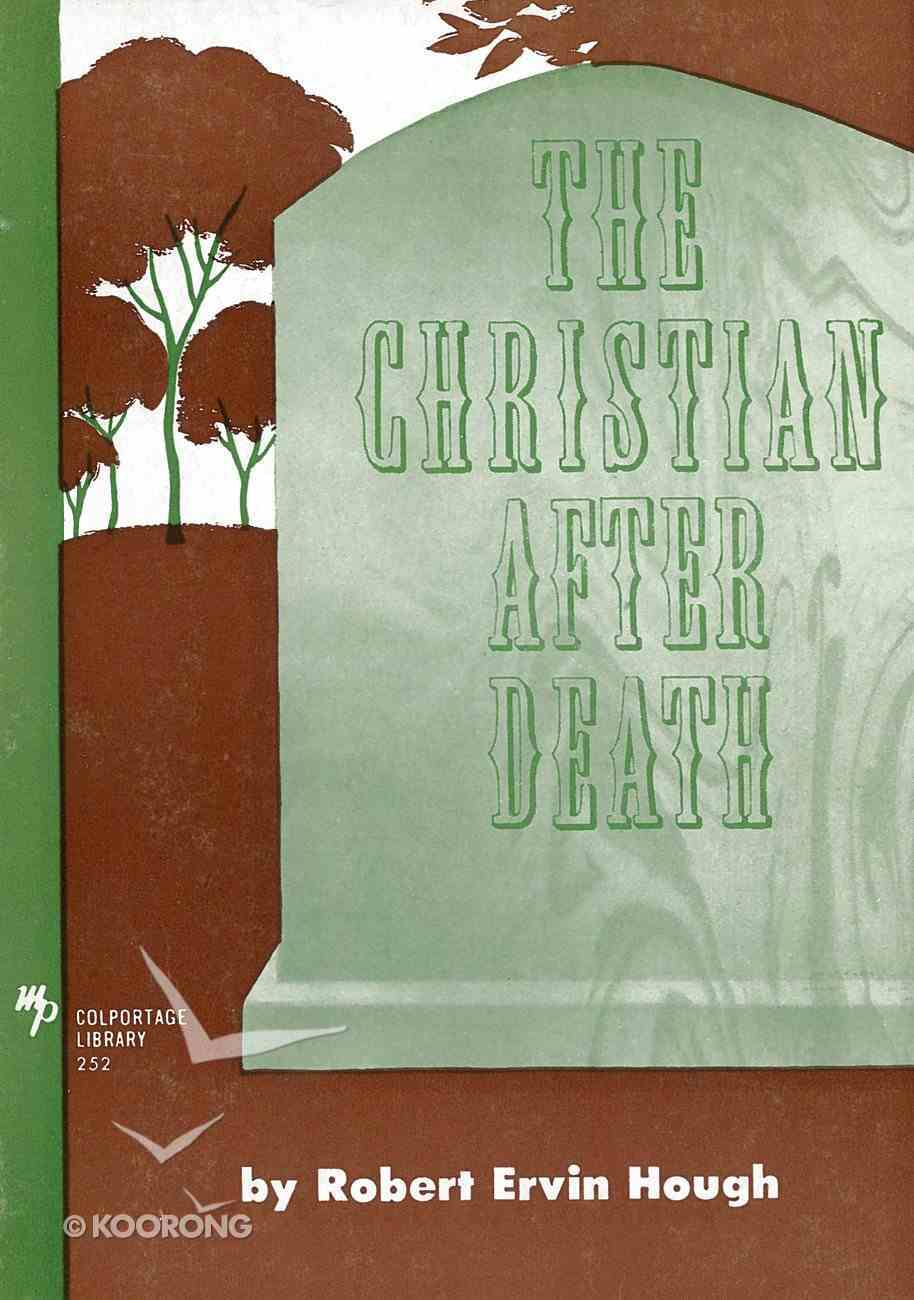 The Christian After Death eBook