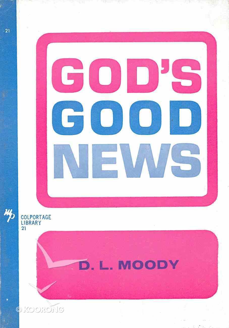 God's Good News eBook
