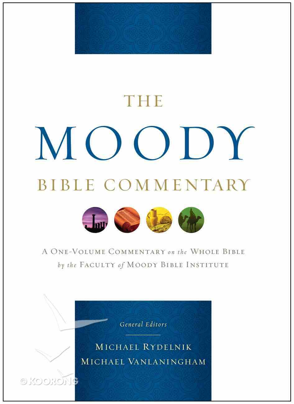 The Moody Bible Commentary eBook