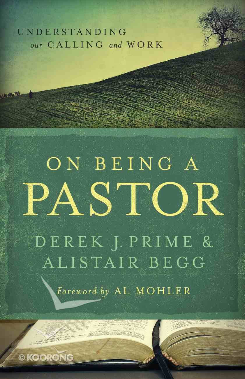 On Being a Pastor eBook