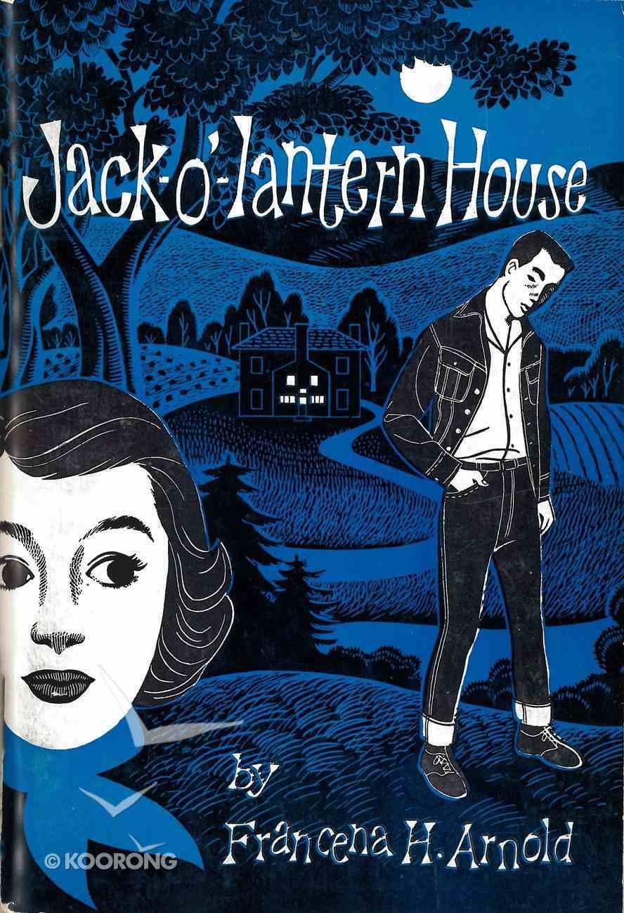 Jack-O'-Lantern House eBook