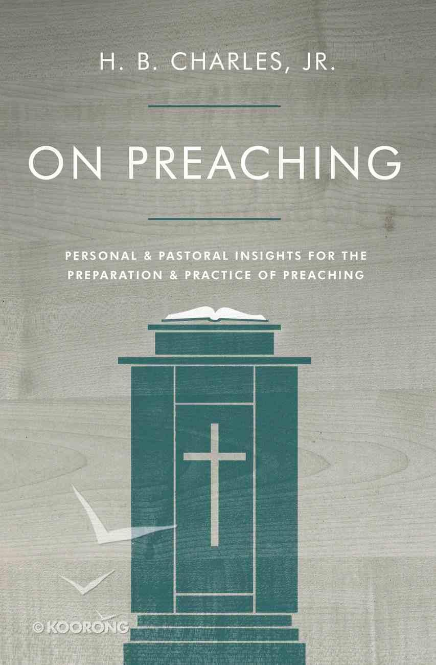 On Preaching eBook