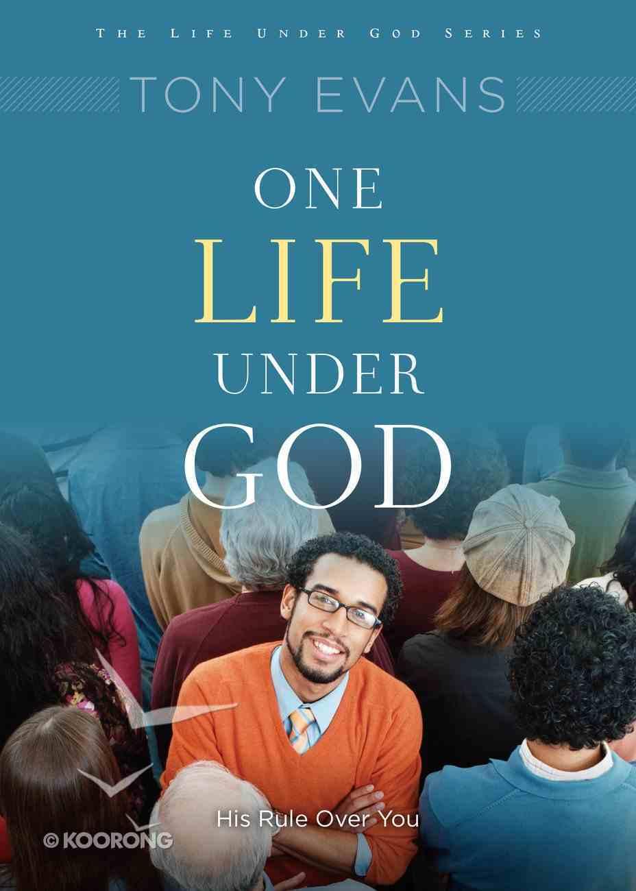One Life Under God (Under God Series) eBook