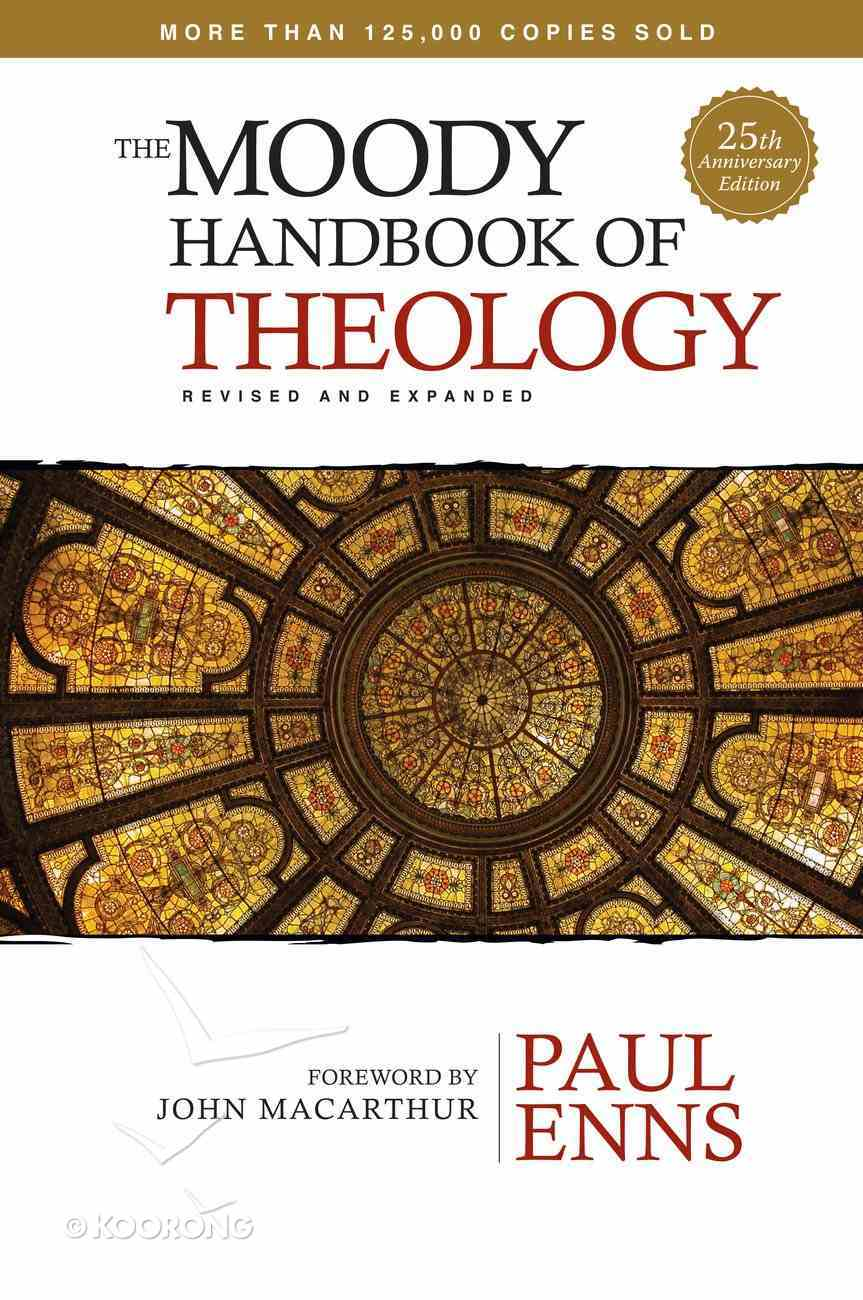 The Moody Handbook of Theology eBook