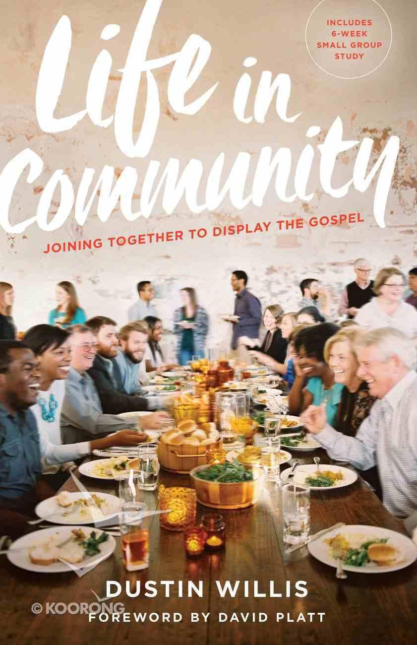 Life in Community eBook