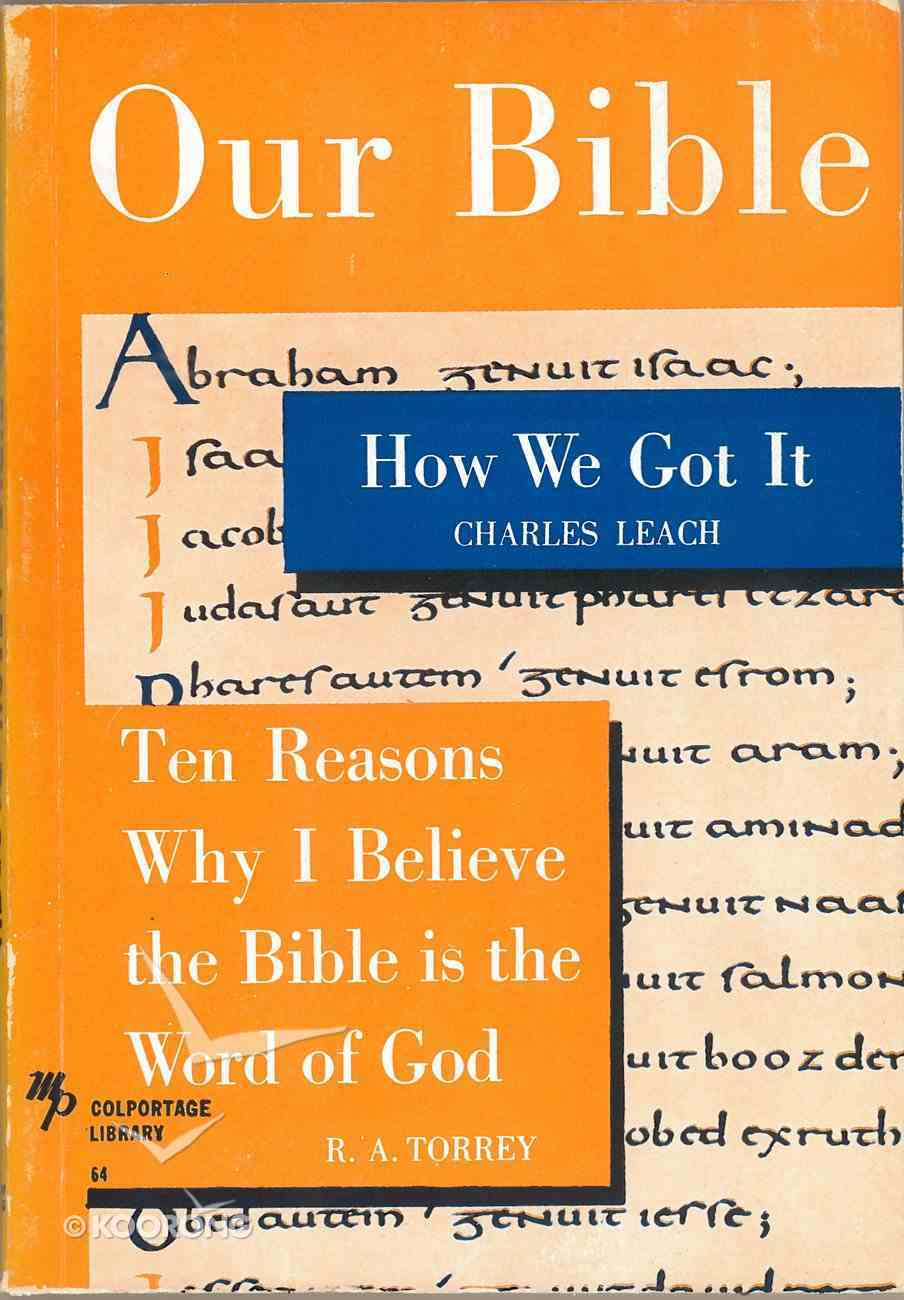 Our Bible eBook