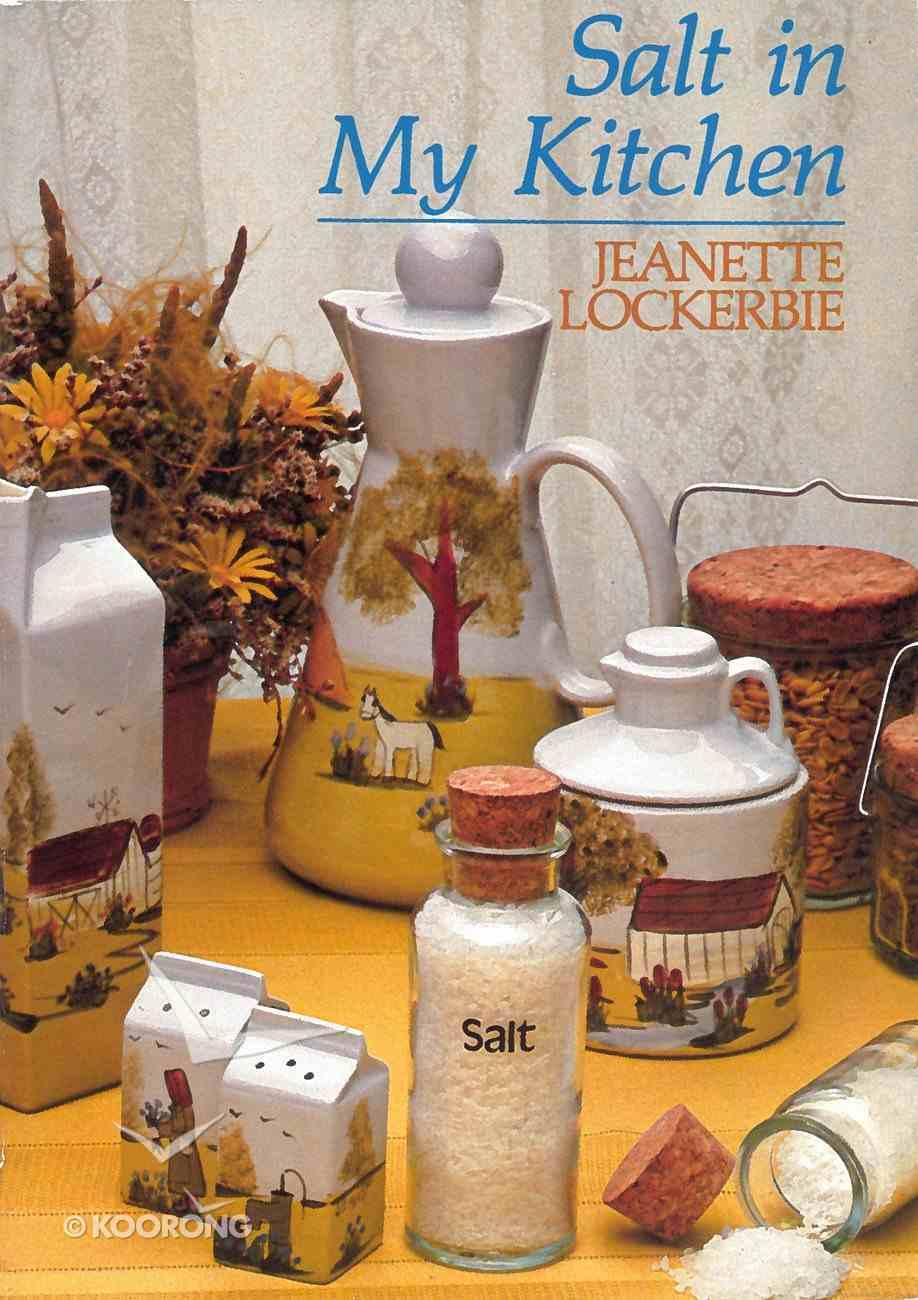Salt in My Kitchen eBook