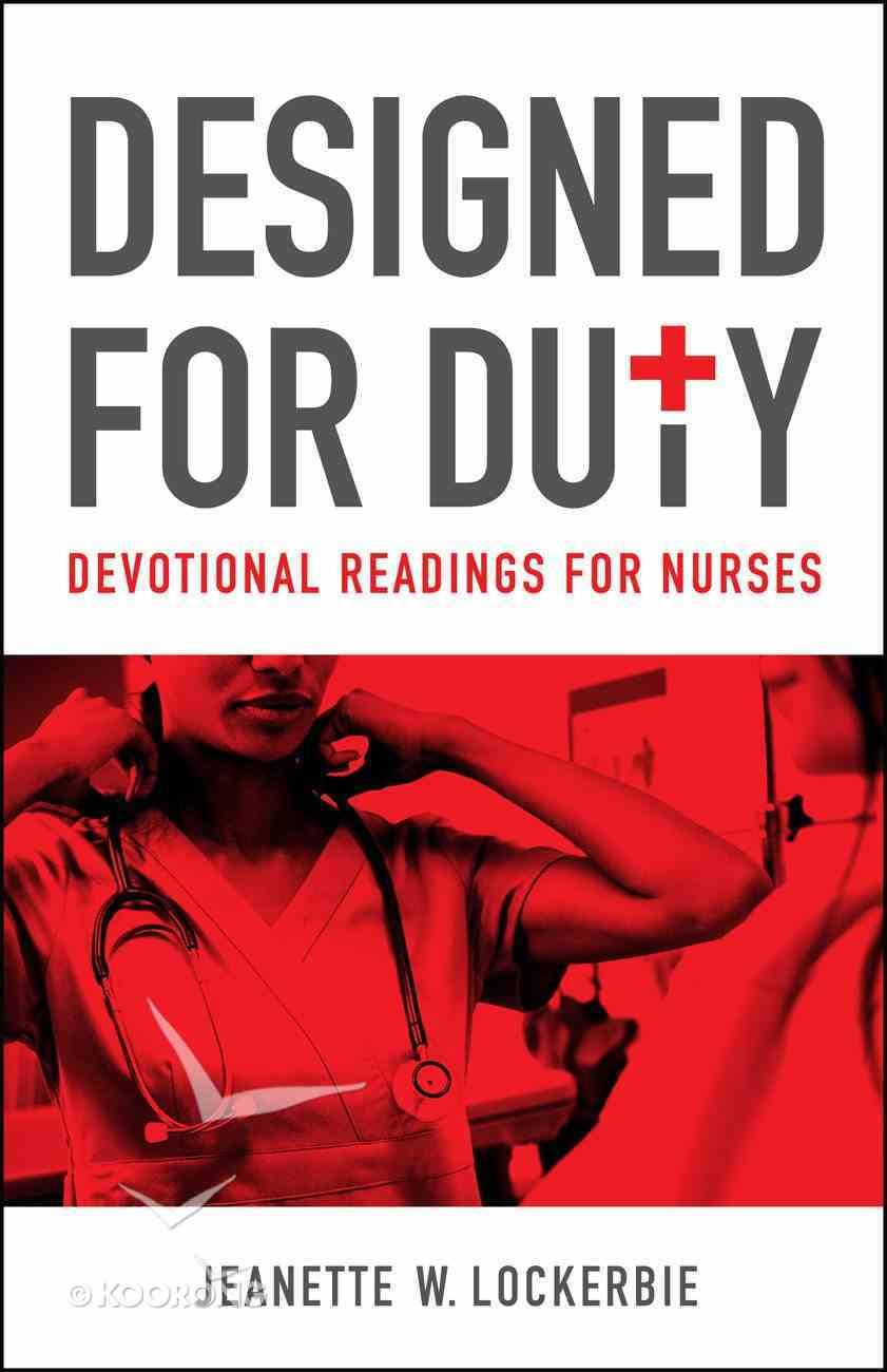 Designed For Duty eBook