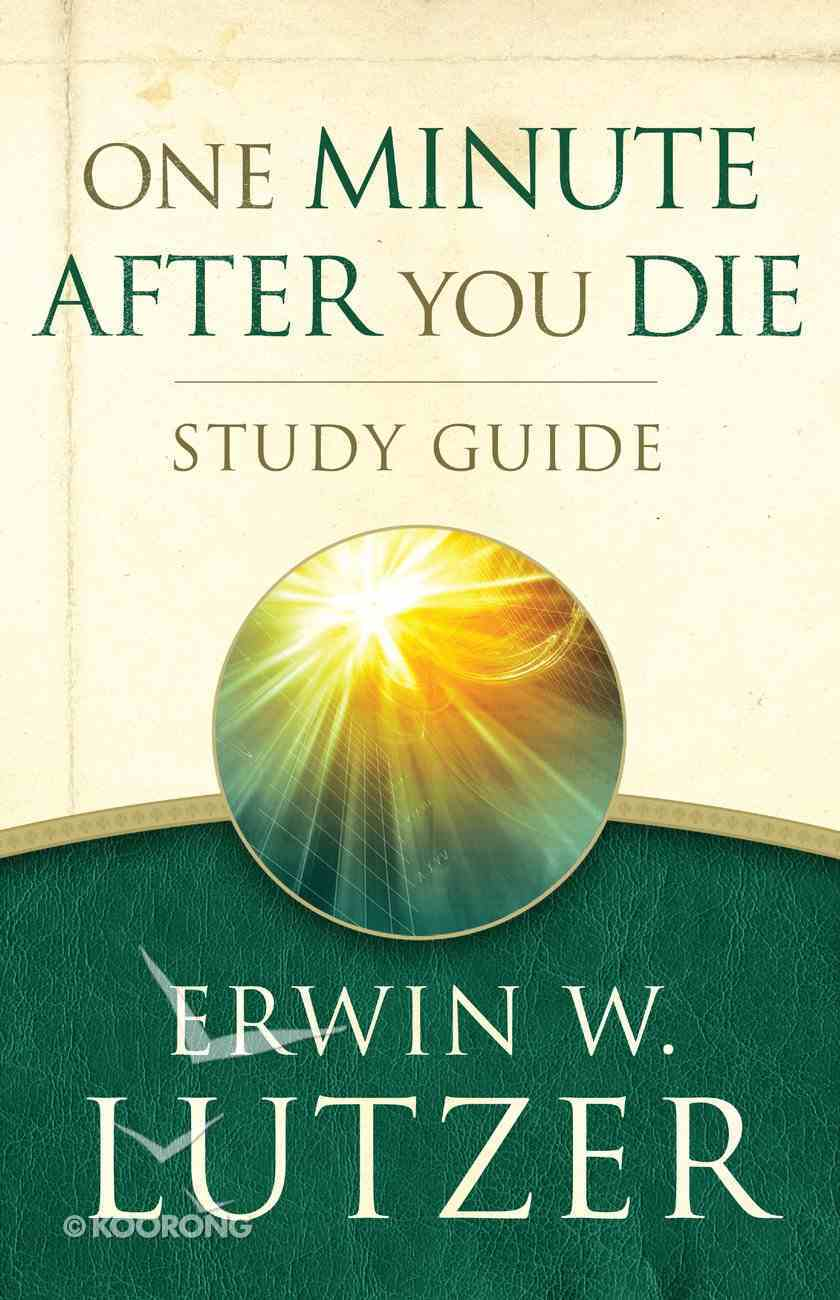 One Minute After You Die Study Guide eBook