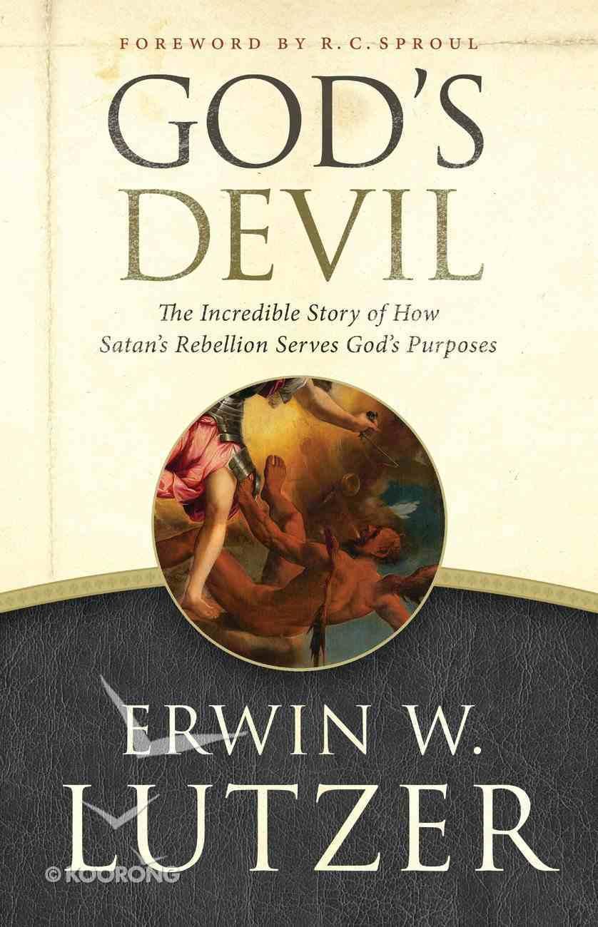 God's Devil eBook