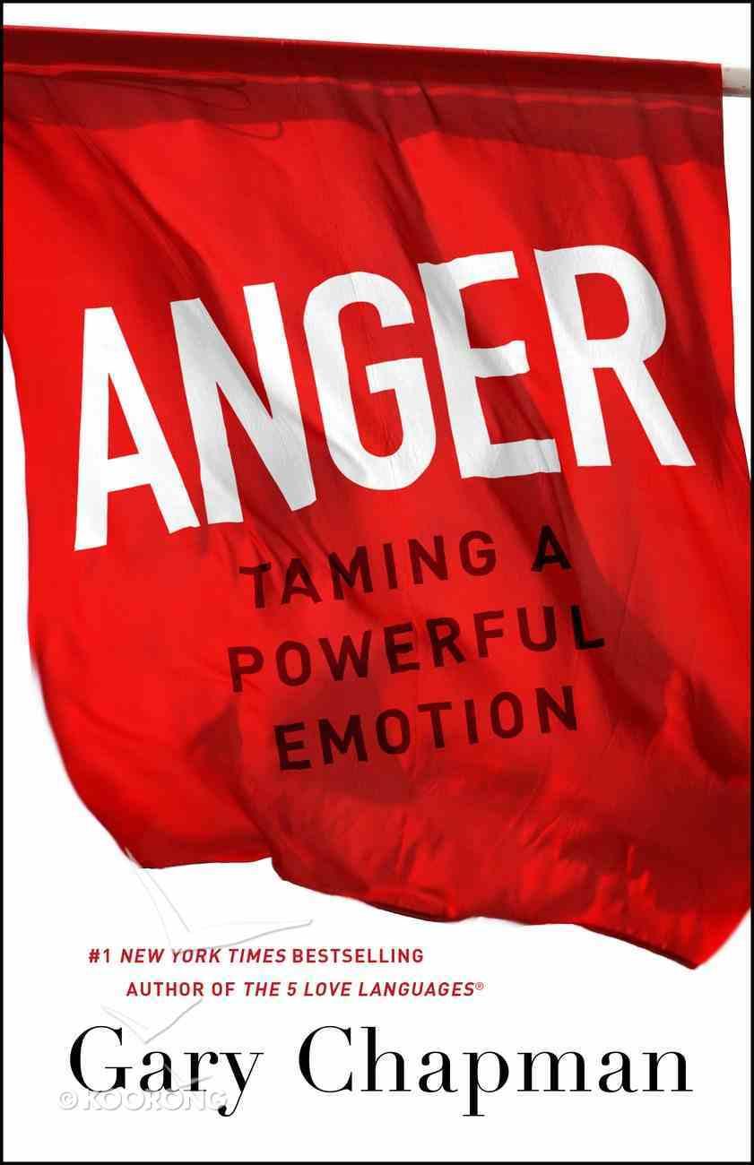 Anger eBook