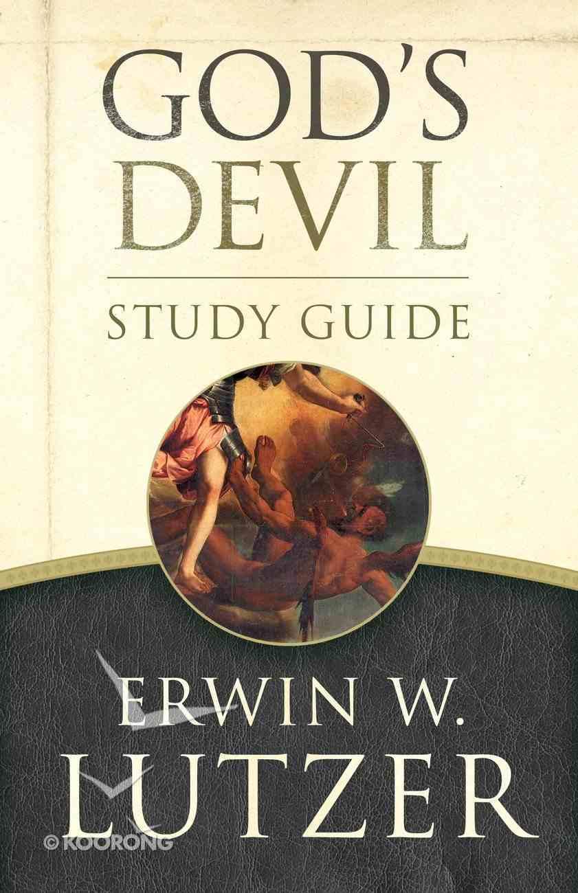 God's Devil Study Guide eBook