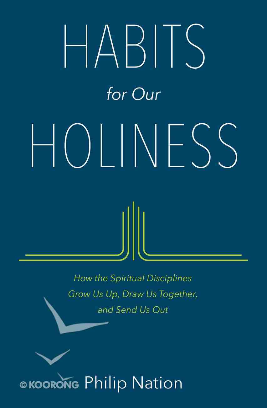 Habits For Our Holiness eBook