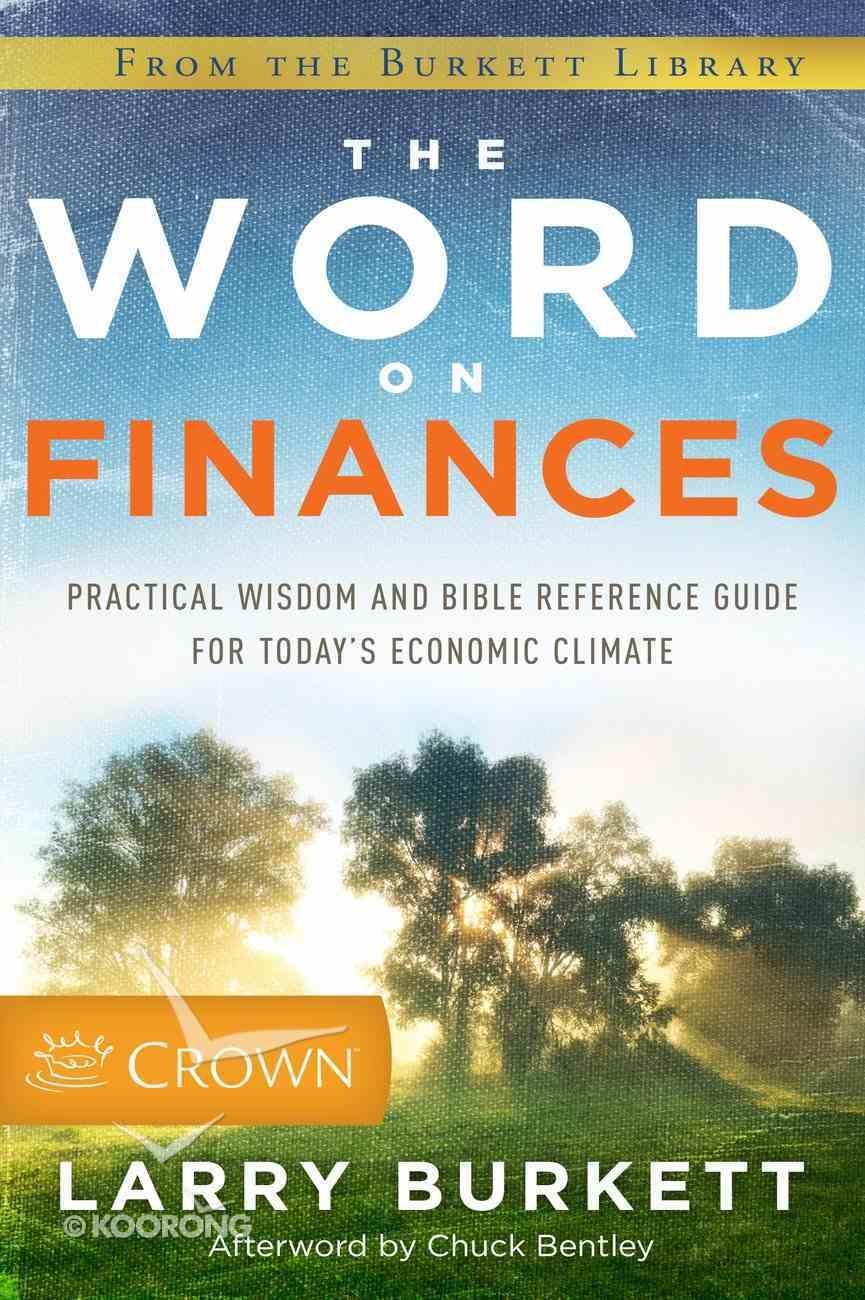 The Word on Finances eBook