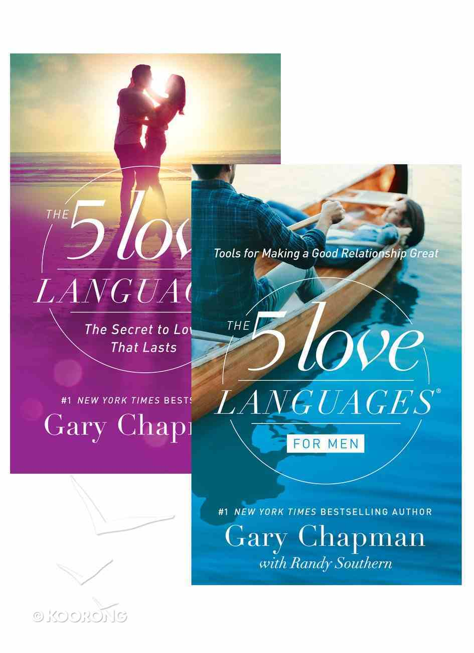 The 5 Love Languages/The 5 Love Languages For Men Set eBook