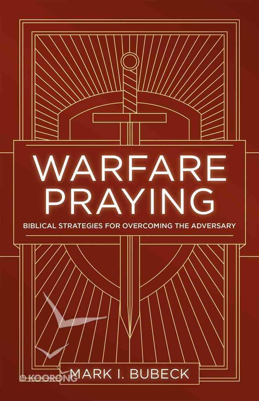 Warfare Praying eBook