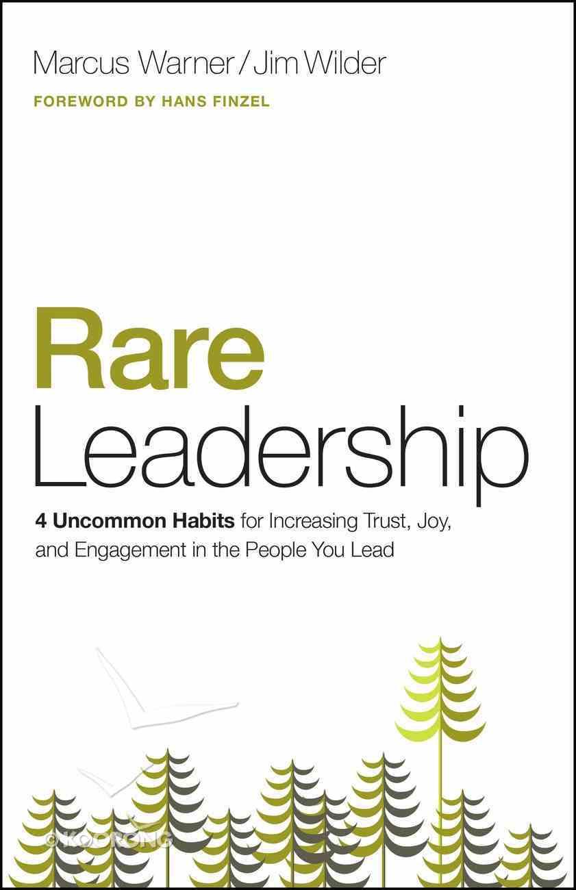 Rare Leadership eBook