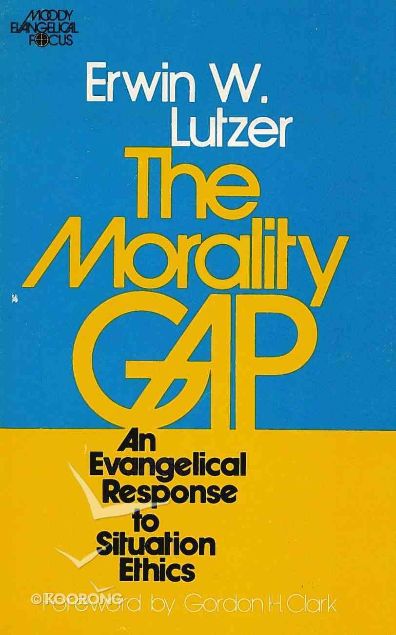 The Morality Gap eBook