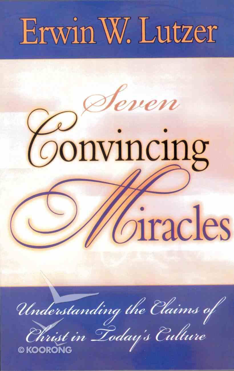 Seven Convincing Miracles eBook