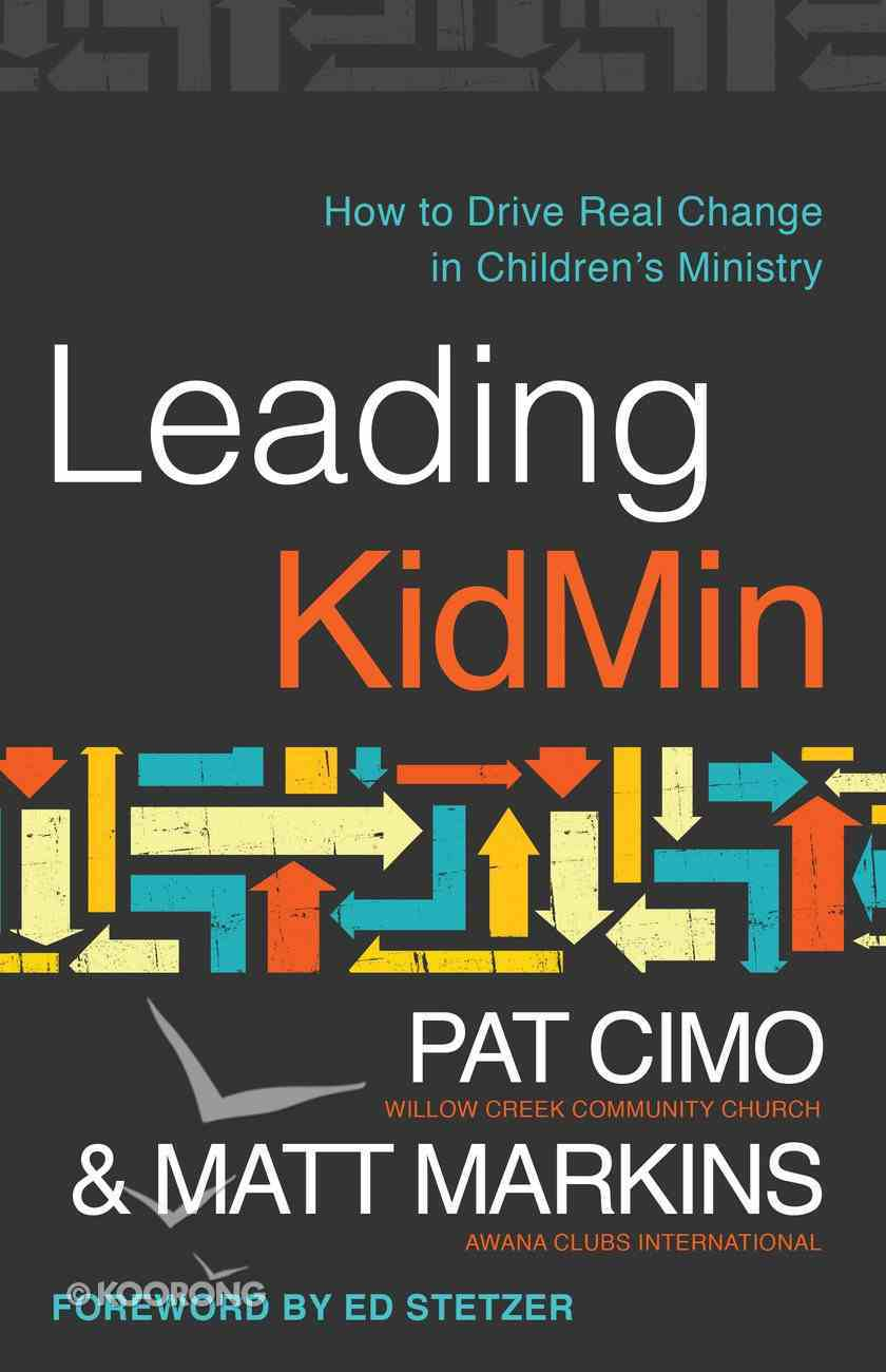 Leading Kidmin eBook