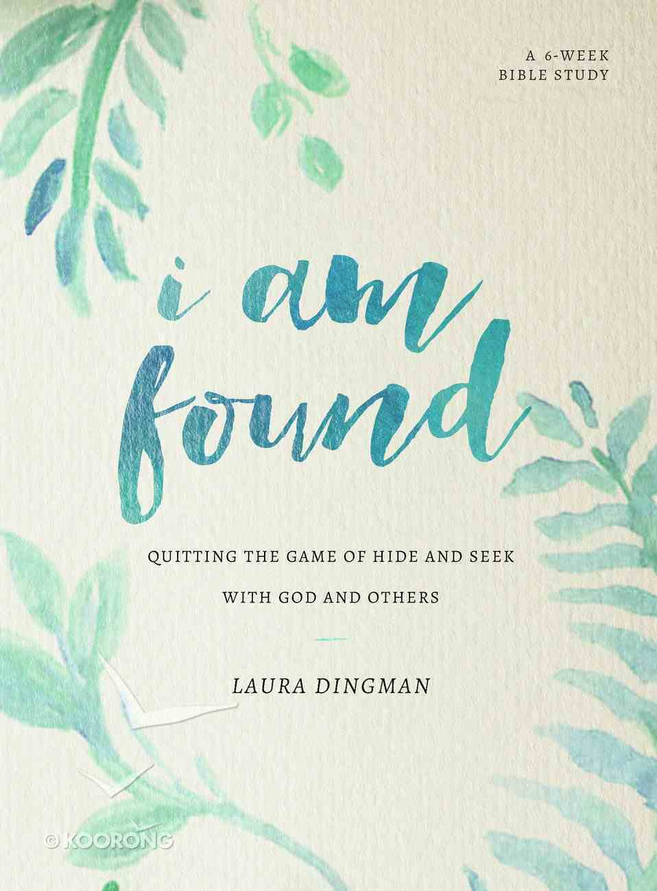 I Am Found eBook