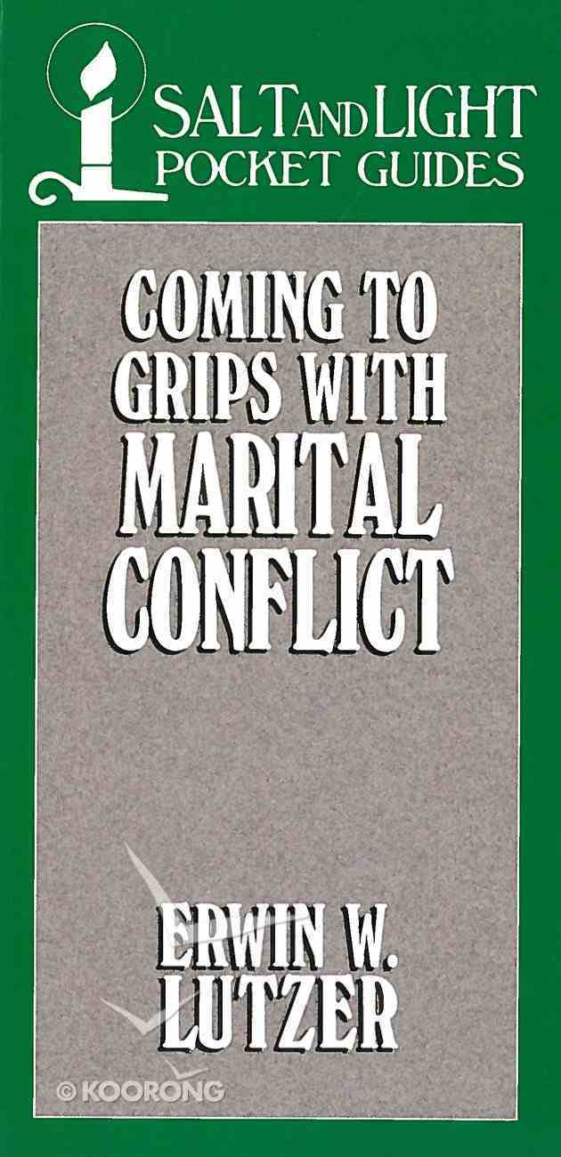 Coming to Grips With Marital Conflict eBook