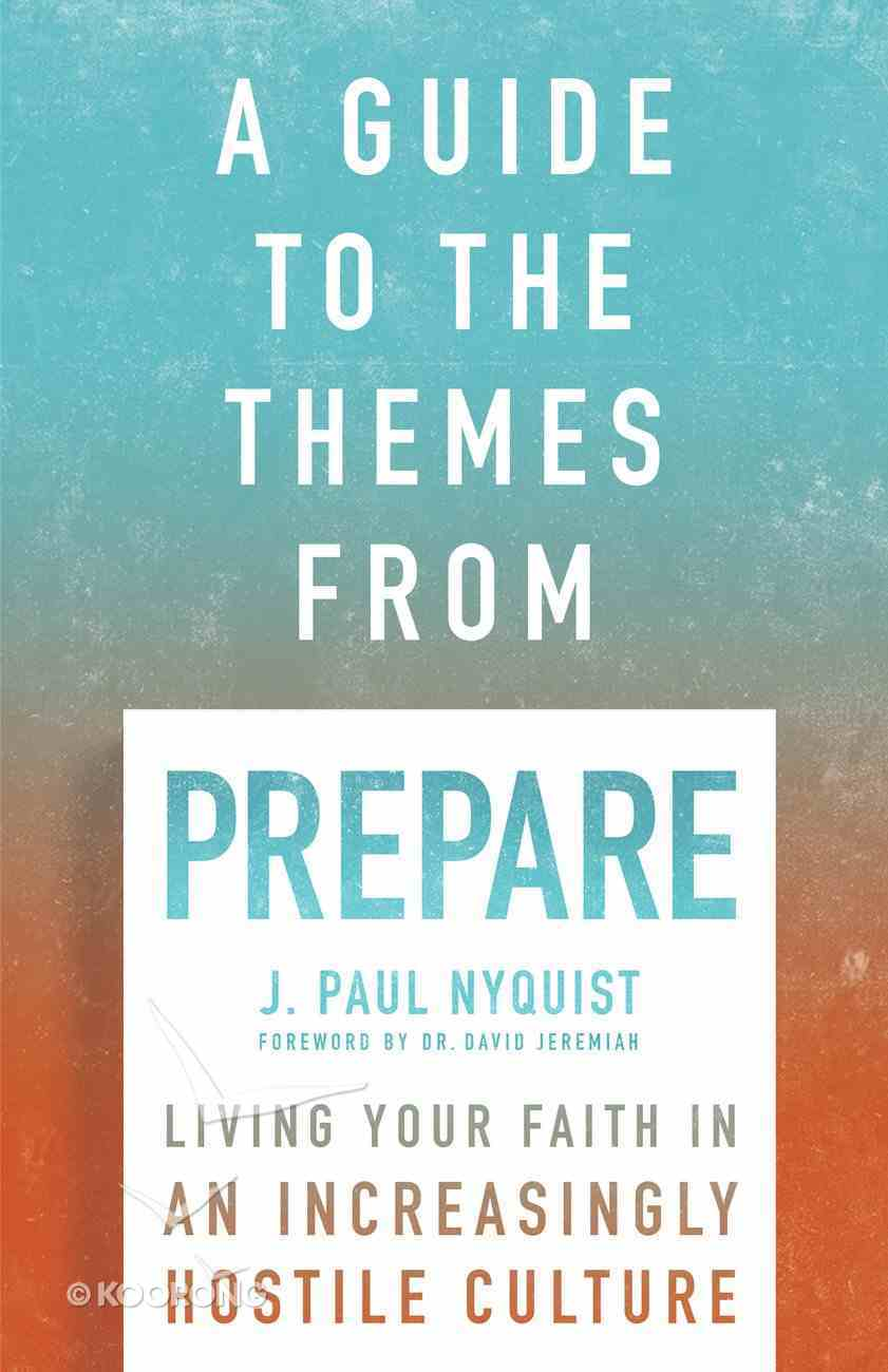 A Guide to the Themes From Prepare eBook