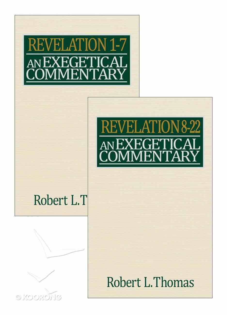 Revelation Exegetical Commentary - 2 Volume Set eBook