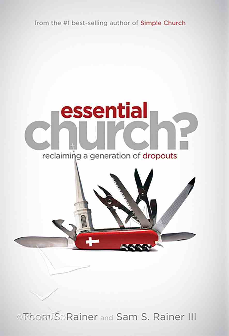 Essential Church? eBook