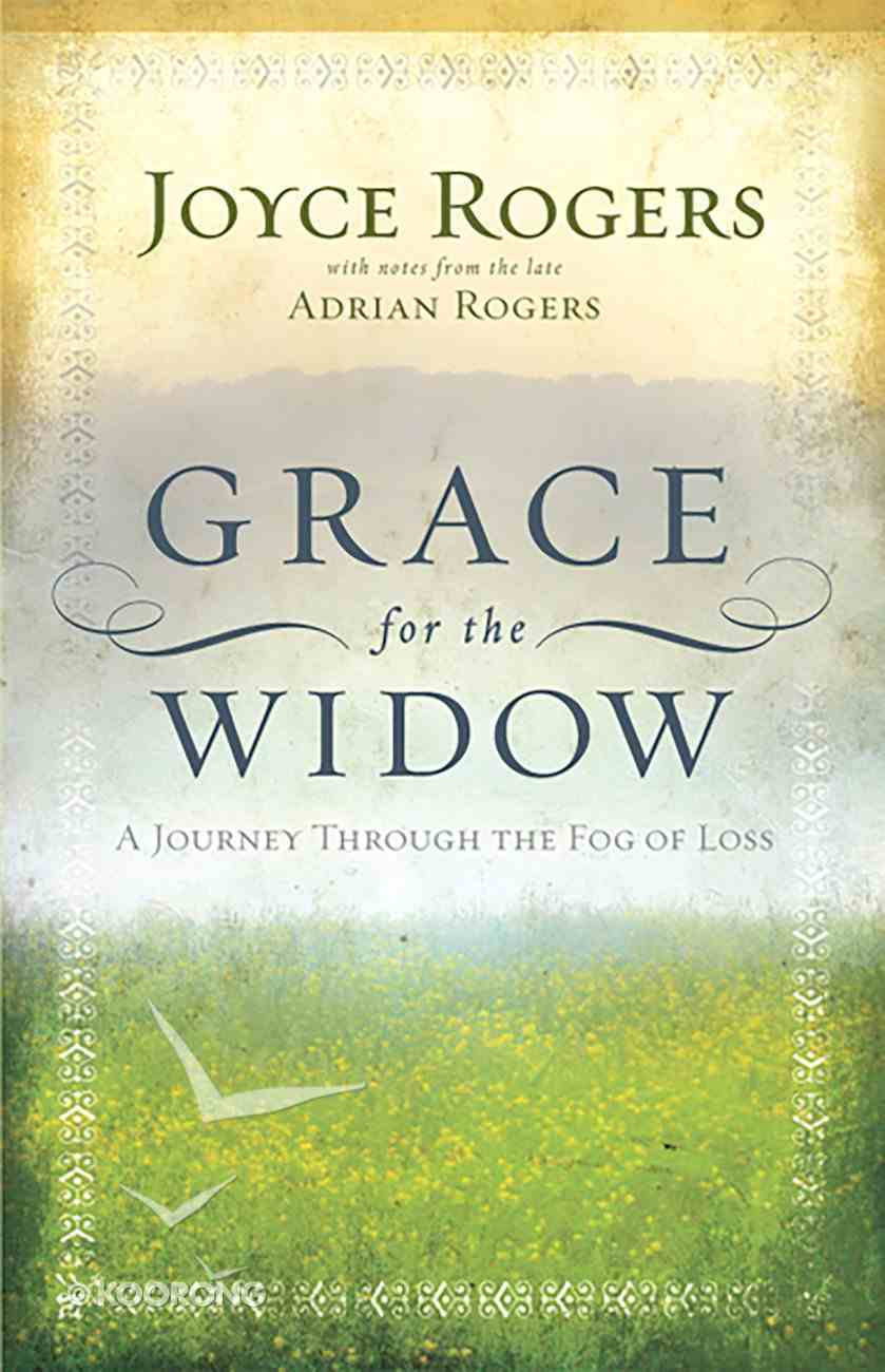 Grace For the Widow eBook