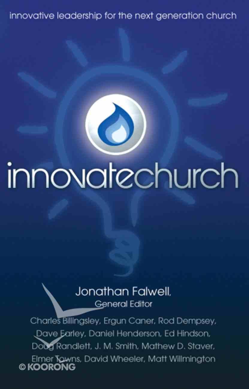 Innovate Church eBook