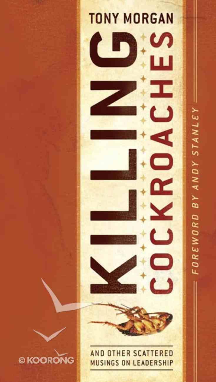 Killing Cockroaches eBook