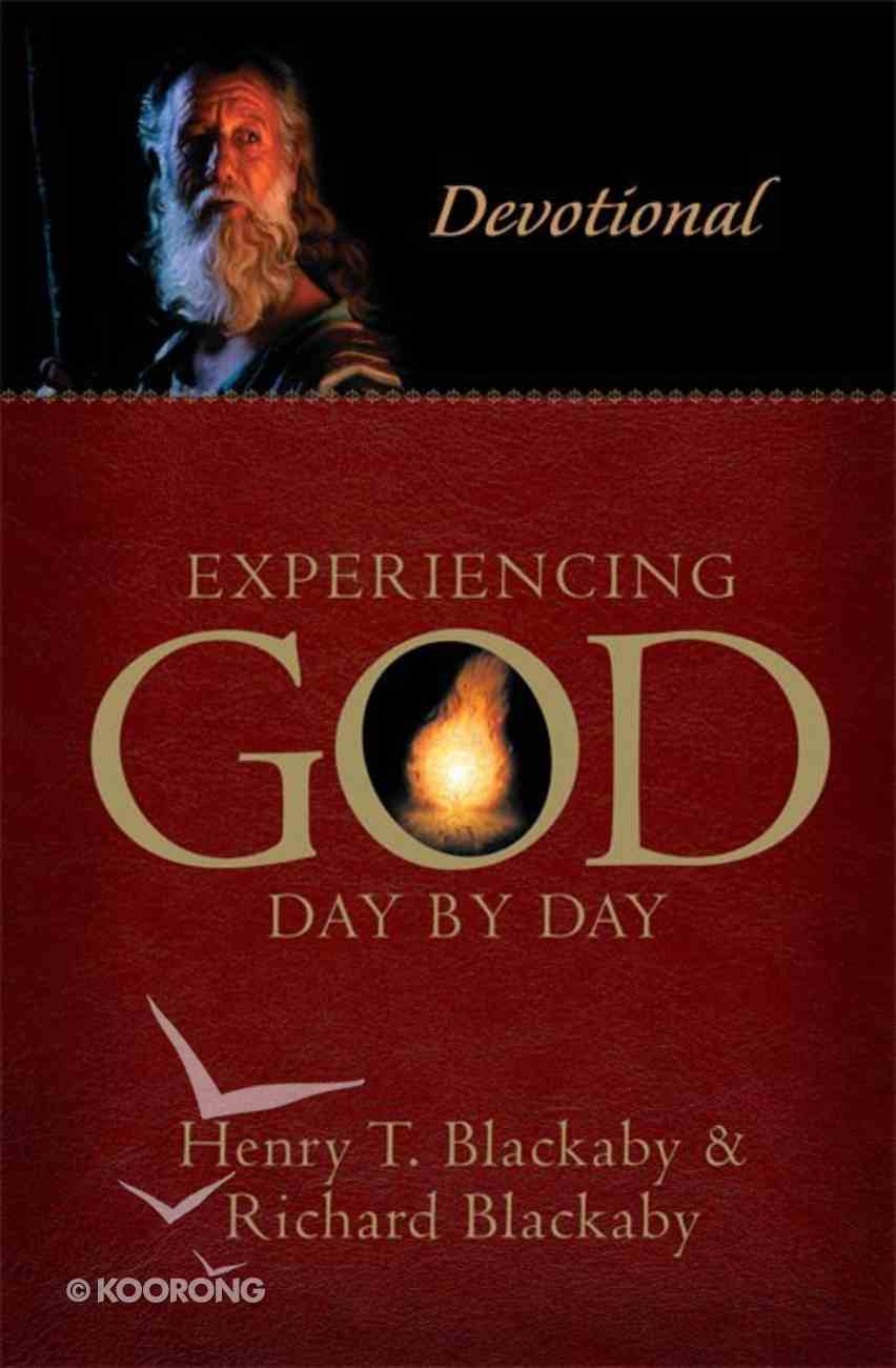 Experiencing God Day-By-Day eBook
