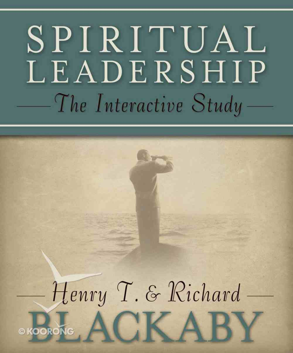 Spiritual Leadership Workbook eBook