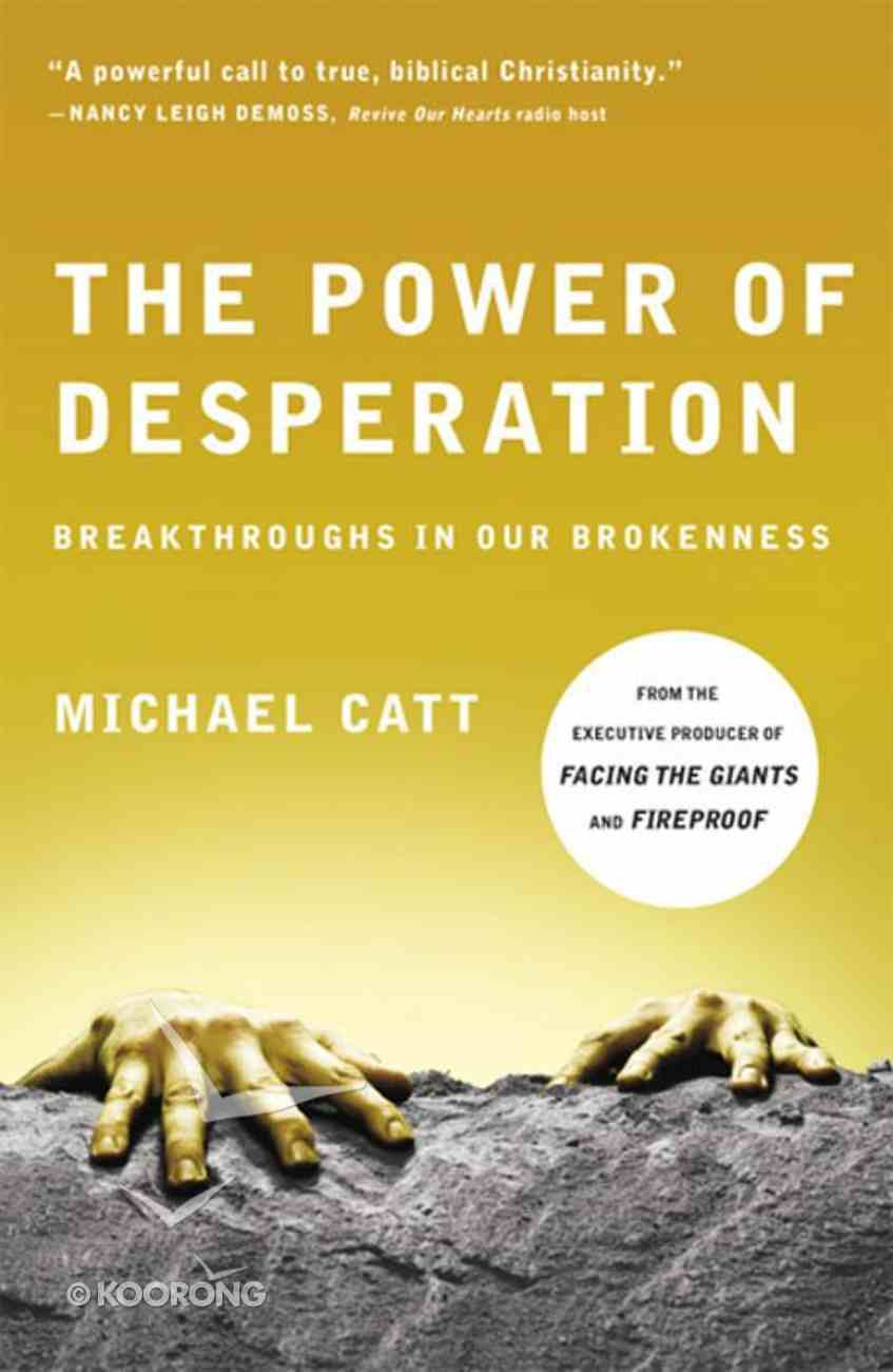 The Power of Desperation eBook
