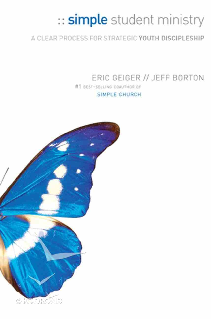 Simple Student Ministry eBook