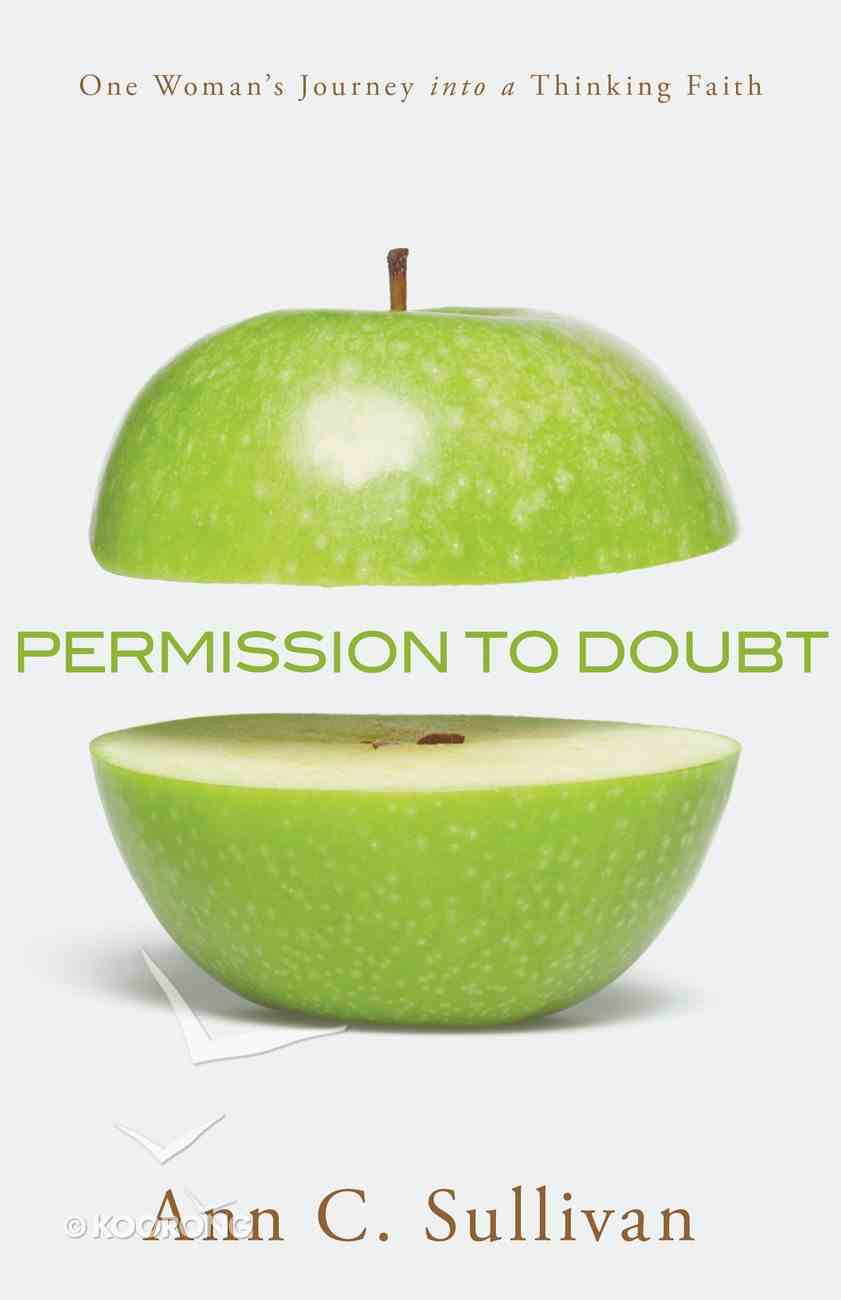 Permission to Doubt Paperback