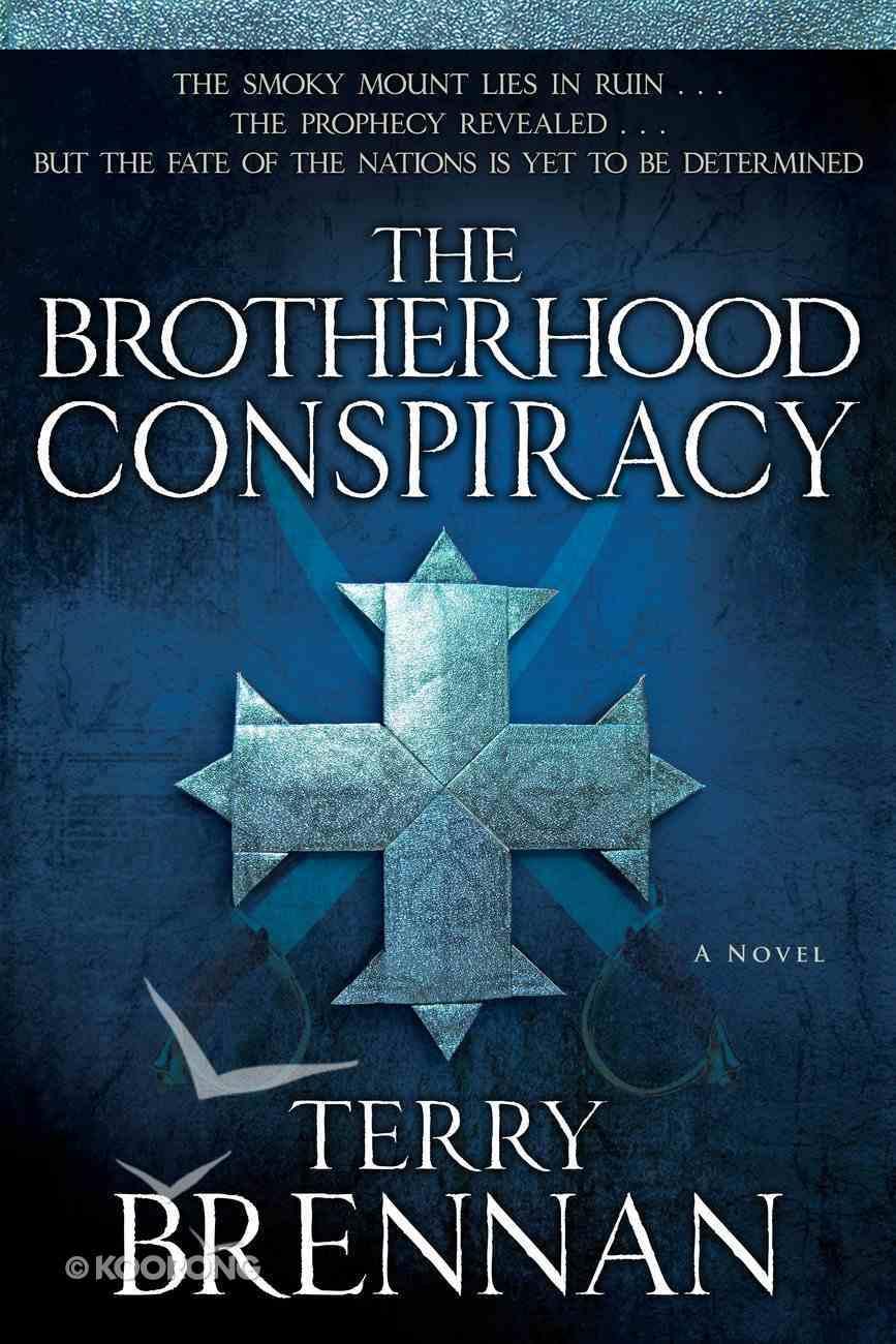The Brotherhood Conspiracy (The Jerusalem Prophecies Series) eBook