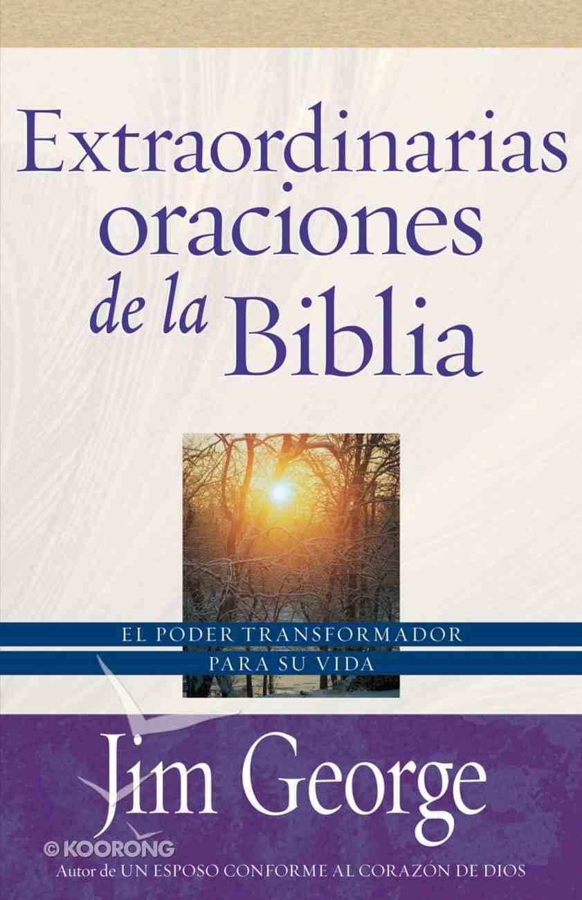 Extraordinaria Oraciones De La Biblia eBook