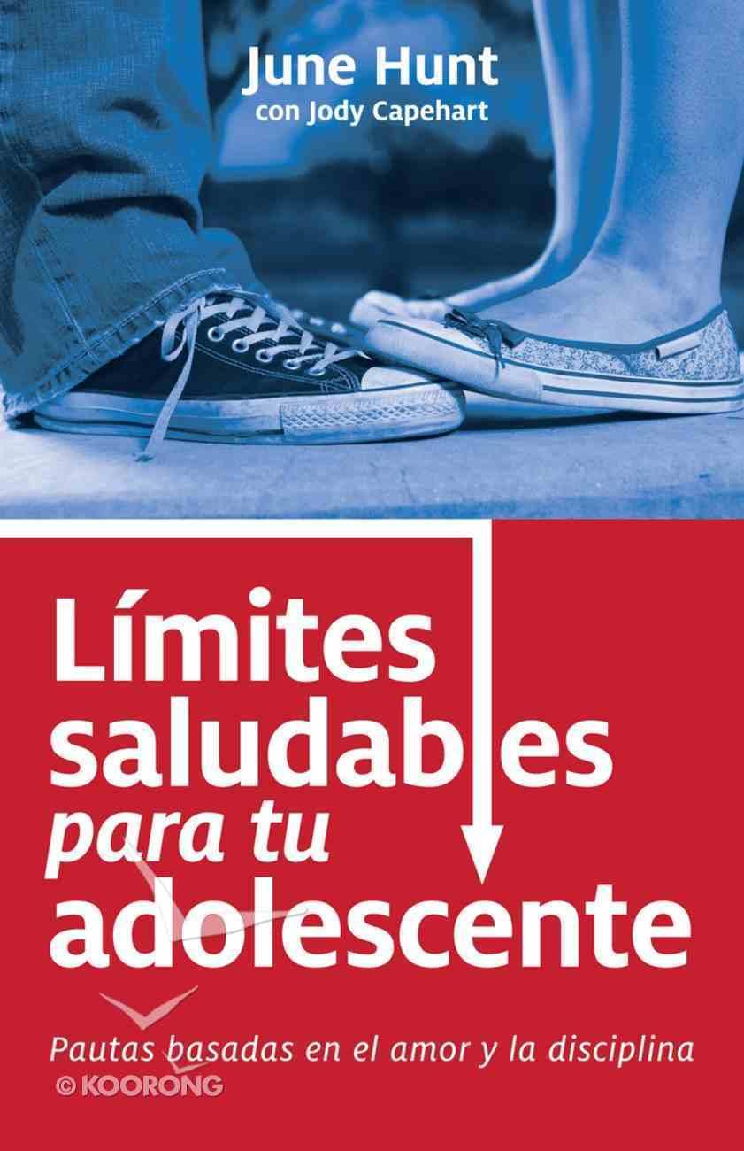 Limites Saludables Adolescentes eBook