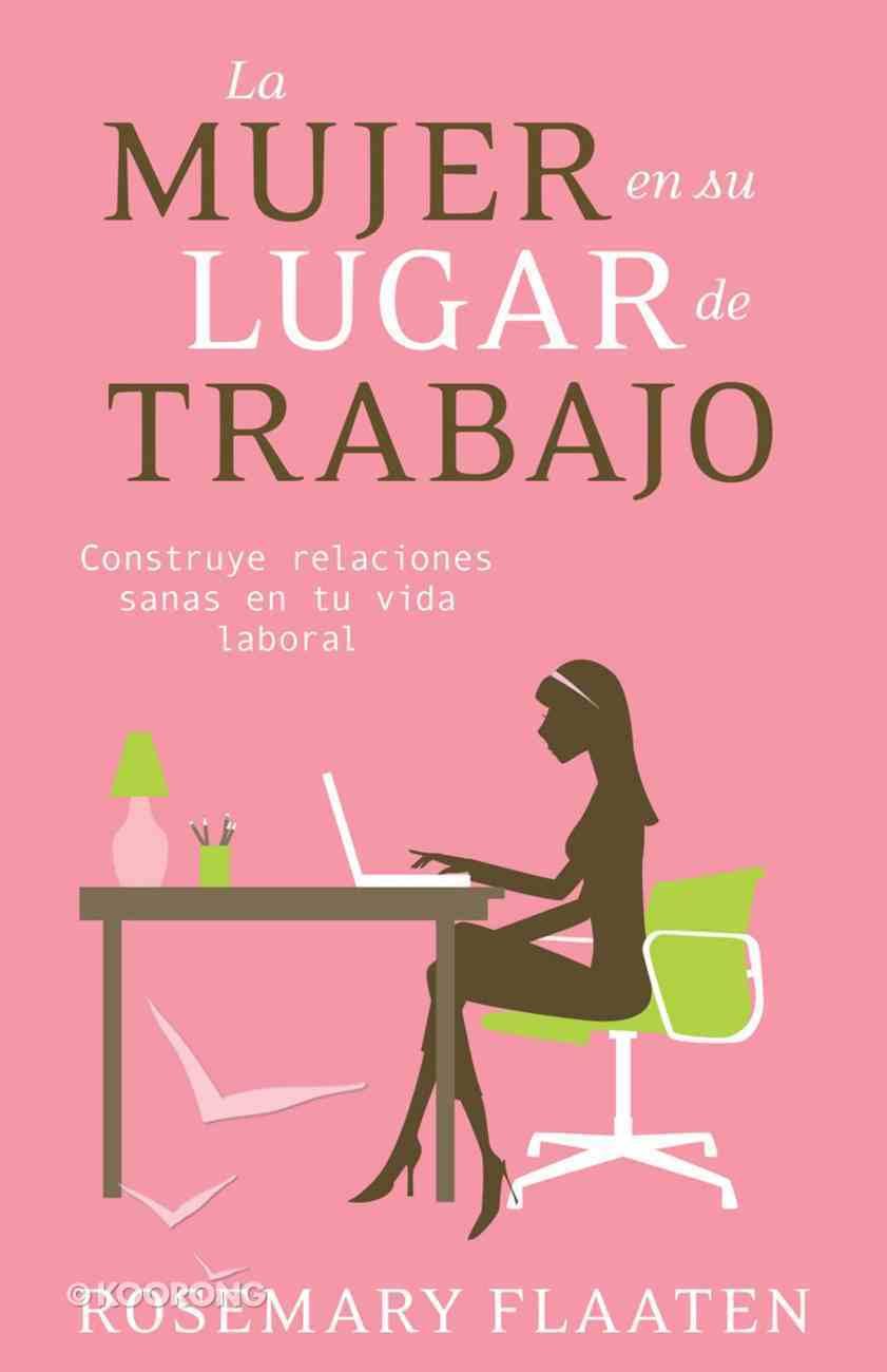 Mujer En Su Lugar De Trabajo eBook
