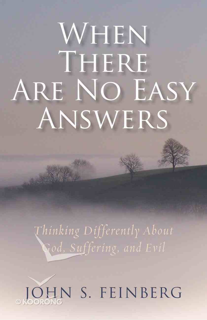 When There Are No Easy Answers eBook