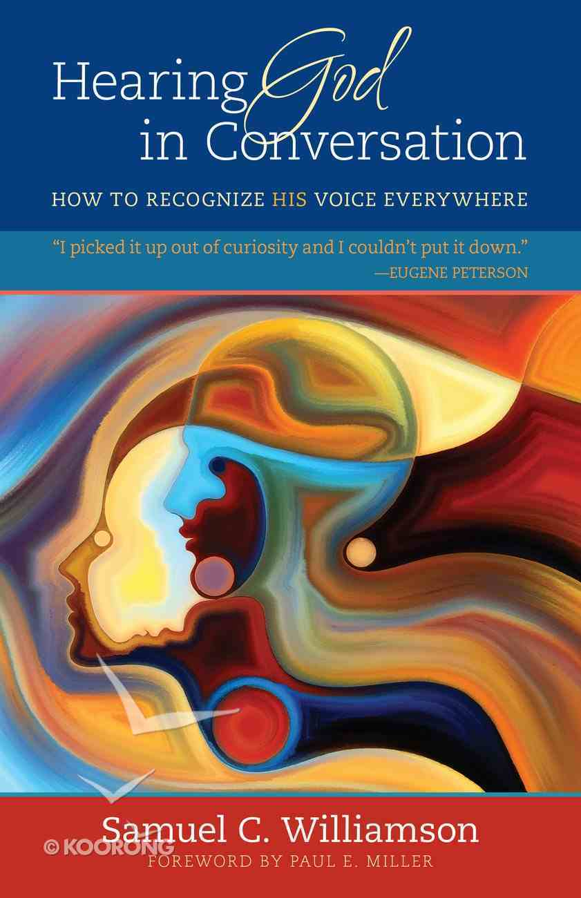 Hearing God in Conversation eBook