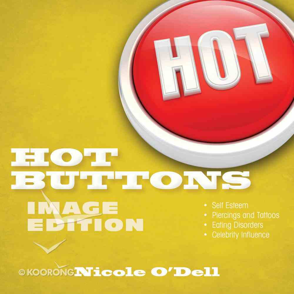 Hot Buttons Image Edition eBook