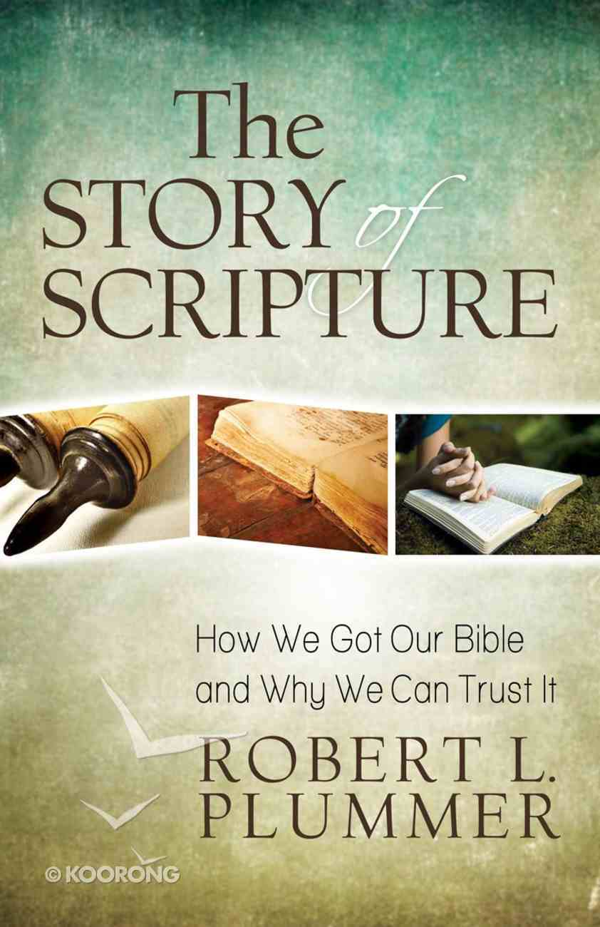 The Story of Scripture eBook