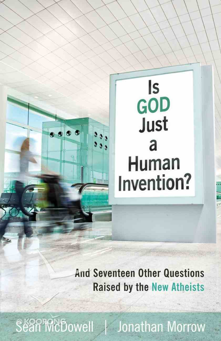 Is God Just a Human Invention? eBook